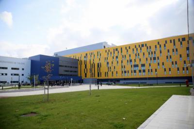 El Hospital Universitario de Toledo comenzará a recibir ingresos en julio