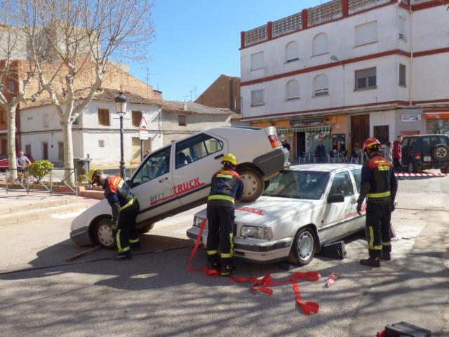 El Servicio de Emergencias 1-1-2 de Castilla-La Mancha ha participado este año en 150 simulacros