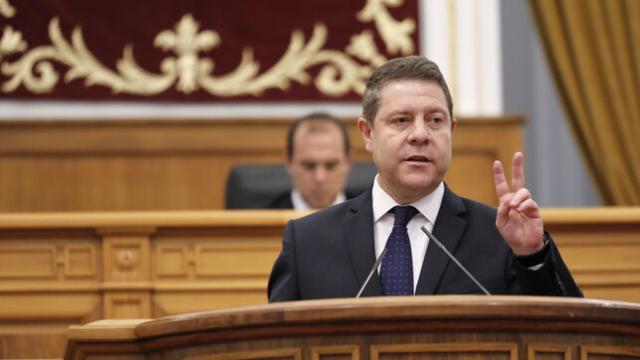 García-Page, presidente de CLM
