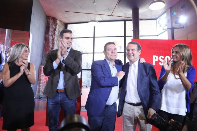 Contó con la presencia de Pedro Sánchez.