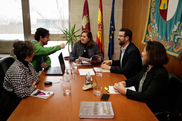 Junta y Asociación de Profesionales de la Orientación colaboran para seguir mejorando la educación pública de CLM