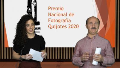 FOTOGRAFÍA   El Premio Nacional de Fotografía Quijotes 2020 recae en su XV edición en el toledano Fran Solana
