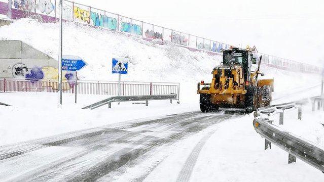 FILOMENA EN CIFRAS   Más de 300 incidentes, miles de km de vías afectadas y mínimas de -14ºC