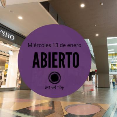 TOLEDO   Reabre el centro comercial 'Luz del Tajo'