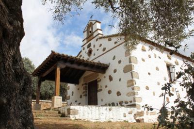 Los cacos desvalijan la Ermita de la Fuente Santa de Parrillas