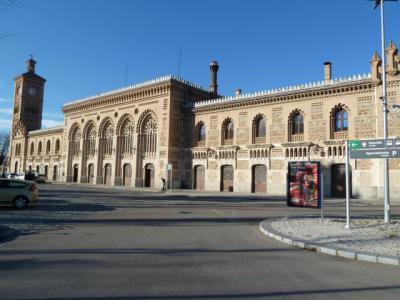 TRENES | El Ministerio de Transportes no contempla construir un ramal para unir el AVE de Toledo con Ciudad Real