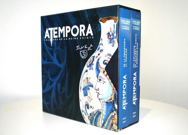Ya se puede comprar el catálogo de 'aTempora Talavera'