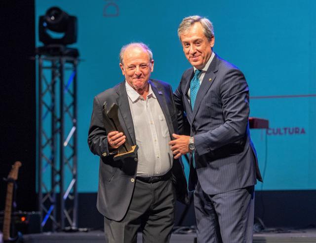 Eurocaja Rural sube al escenario del Teatro de Rojas en la XXVII edición de sus Premios