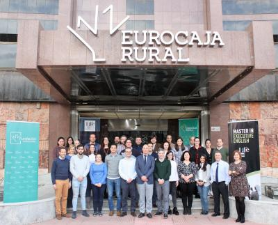 Comienza en Toledo el III Master in Executive English promovido por la Fundación Eurocaja Rural y LIFE