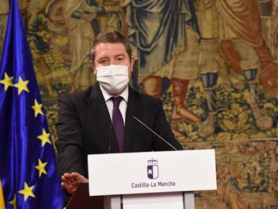EN TALAVERA   Page se reúne este viernes con los presidentes de Aragón y Castilla y León