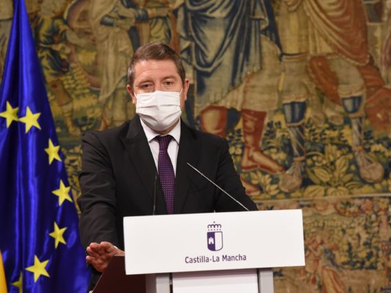EN TALAVERA | Page se reúne este viernes con los presidentes de Aragón y Castilla y León