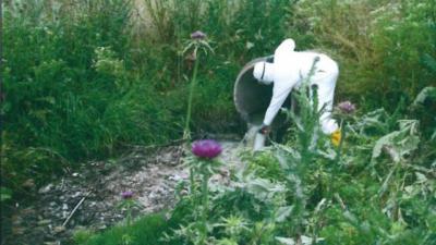 COVID-19 | Encuentran coronavirus en el río Manzanares