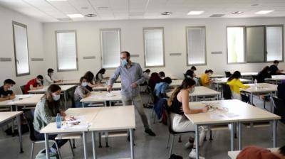 VÍDEO   12.000 alumnos de la UCLM están llamados a participar en la EvAU