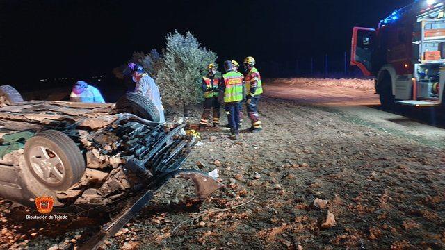 TOLEDO | Dos fallecidos este fin de semana en las carreteras de la provincia