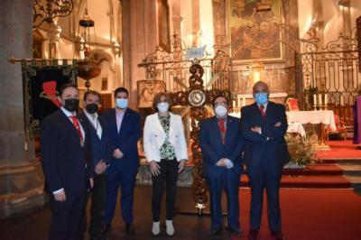 SEMANA SANTA | Santa Misa en honor al Santísimo Cristo de la Espina