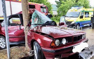 TALAVERA | Más imágenes del accidente con heridos en Talavera