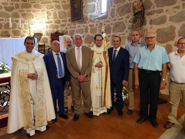 José Julian Gregorio participa en las Fiestas Patronales de Buenaventura