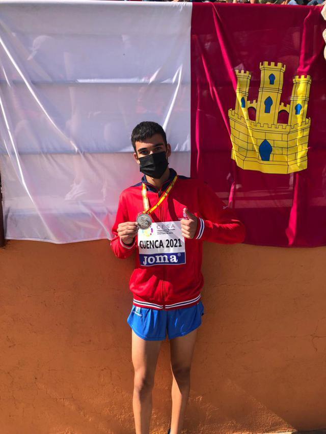 El talaverano Samuel Serrano se consolida en la élite española