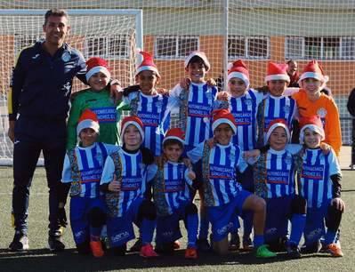 El Atlético Cerámica de Talavera finaliza el año con éxitos deportivos y educativos