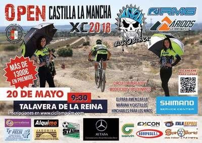 Pepino acoge este domingo el Open de Castilla-La Mancha XC 2018 de MTB