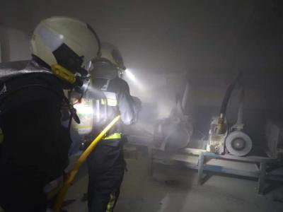 TOLEDO | 'Se ha evitado la tragedia': los bomberos sofocan un incendio en Hospital Virgen de la Salud