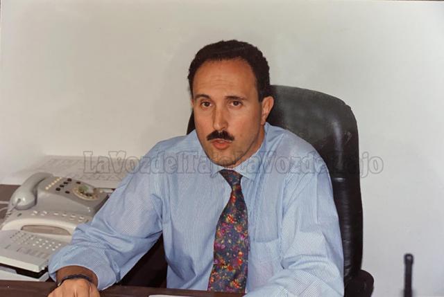 TRAS 28 AÑOS | El gerente de Talavera Ferial, Felipe Granados Lomas, se jubila