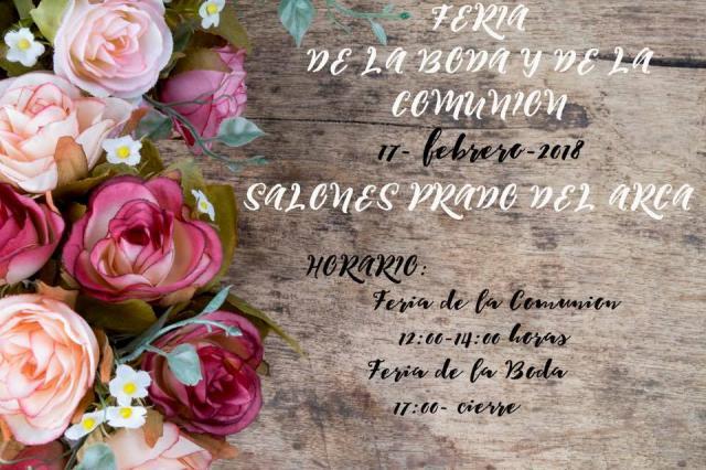 La Feria de la Boda de Prado del Arca volverá a ser cita ineludible este sábado