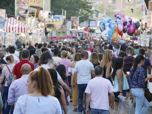 Así fue el último día de Ferias (IMÁGENES)