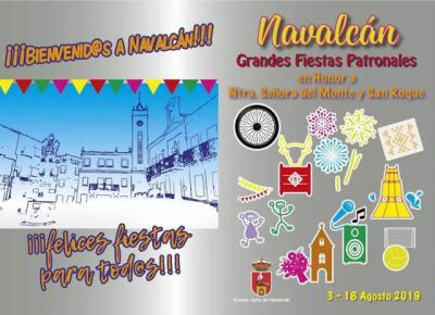 Disfruta de las fiestas de Navalcán en Honor a Ntra. Sra. del Monte y San Roque
