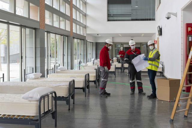 Eiffage Energía está coordinando con el Complejo Hospitalario Universitario de Albacete el diseño, implantación y ejecución de las instalaciones