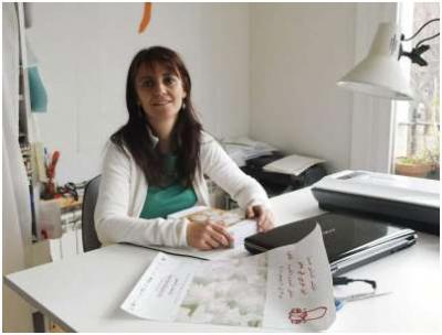 Ana Crespo, profesora de la 'Escuela de Arte' de Talavera, galardonada en el Día de la Enseñanza