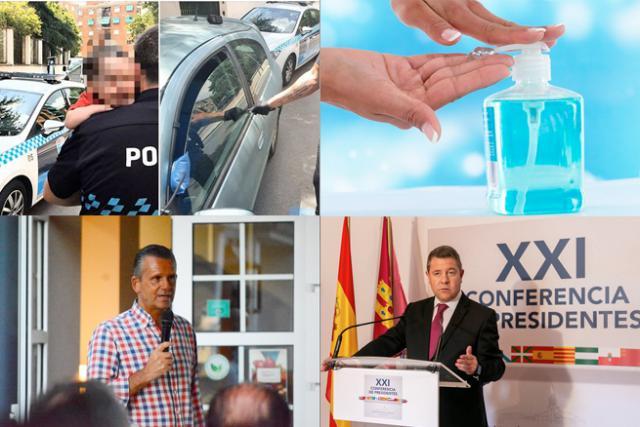 BUENOS DÍAS | Ya estamos en agosto y los incendios acucian. Las 9 noticias más destacadas de ayer viernes