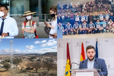 BUENOS DÍAS | Comienzo de semana y el fuego no da tregua. 7 noticias para empezar bien en lunes