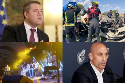 BUENOS DÍAS | El futuro del fútbol no profesional, en el aire. Comienza este domingo de agosto bien informado