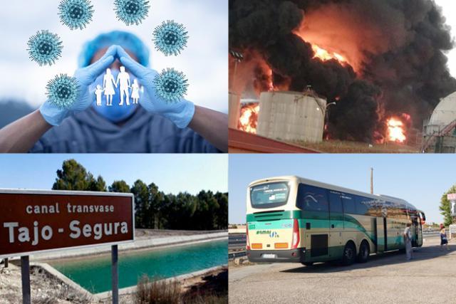 BUENOS DÍAS | Más contagios, más trasvases, más explosiones... este verano no está siendo el mejor de nuestras vidas