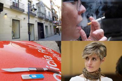 BUENOS DÍAS | Zara dejará Talavera, ¿se podrá fumar en la calle?, Cs se rompe... comienza el viernes bien informado