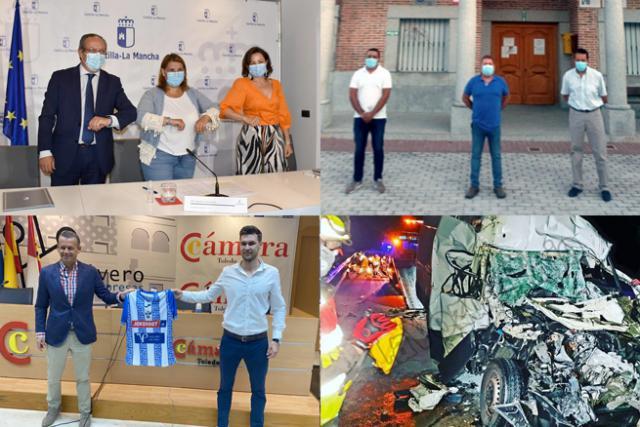 BUENOS DÍAS | Afrontamos otro caluroso fin de semana en CLM con las noticias más destacadas del jueves 15 de julio en La Voz del Tajo