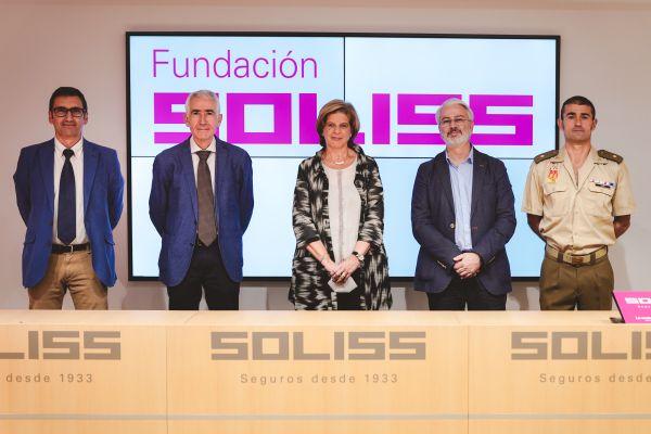 El fin de la covid persistente más cerca gracias a la Fundación Soliss
