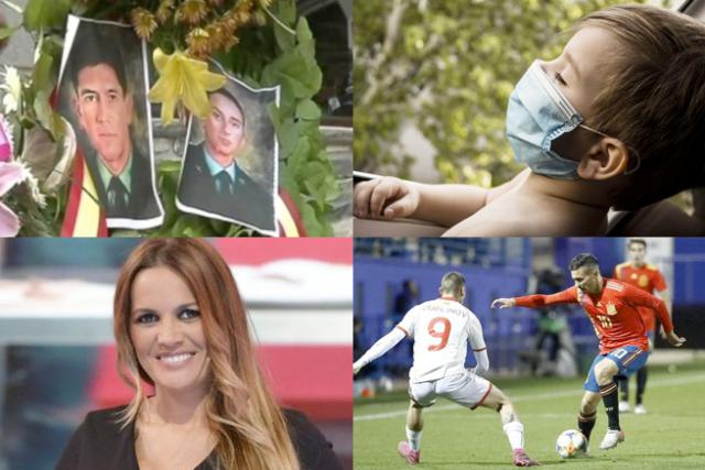 BUENOS DÍAS   Covid, Covid y más Covid... orgullo talaverano por Oscar Rodríguez, dolor por José Angel y Marta López, despedida