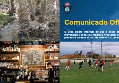 BUENOS DÍAS | Mucha mierda del Jarama, la hostelería talaverana ya abre en interior, polémica en el fútbol por las puertas cerradas... las noticias del sábado