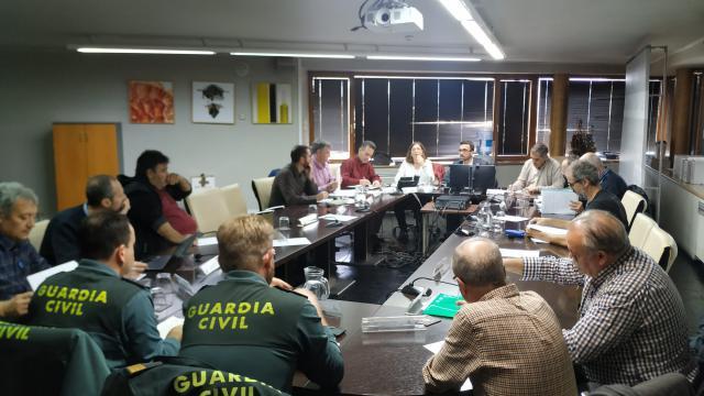 El Consejo Regional de Pesca celebra su reunión anual en Toledo