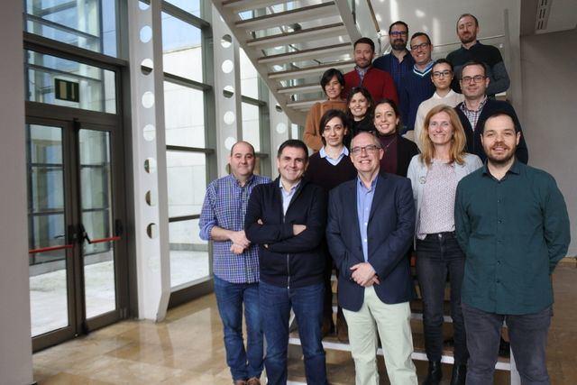 Foto de familia del curso.