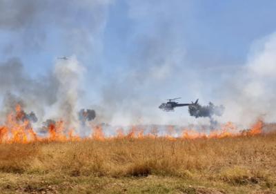 VIDEO | Huele a chamusquina. Nuevo incendio en Cazalegas muy cerca del ocurrido el domingo