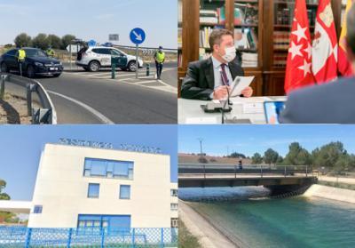 BUENOS DÍAS | Cierre perimetral de CLM desde hoy, comunicado de la Residencia El Lucero y lo presupuestado para la provincia de Toledo en 2021 junto con las noticias más destacadas del miércoles