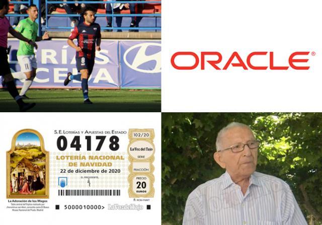 BUENOS DÍAS | Meritorio punto blanquiazul en Extremadura, se nos fueron más amigos el fin de semana, Oracle vendrá a Talavera... las noticias del domingo