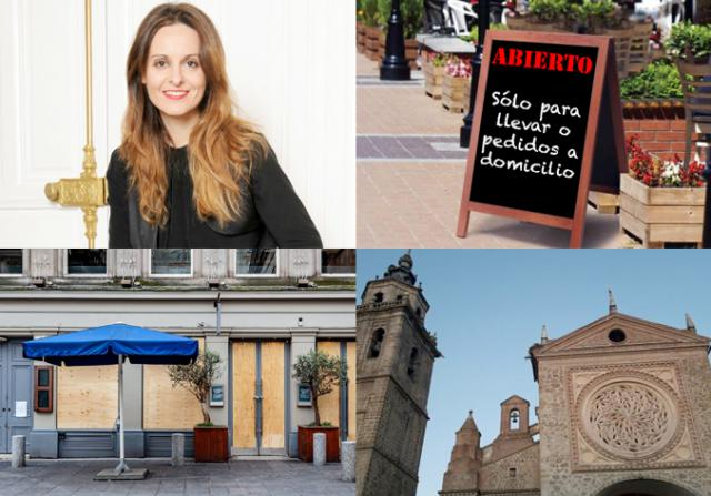 BUENOS DÍAS | Desde hoy, cierre interior en la hostelería de Talavera, pero hay alternativas, una talaverana Premio Nacional de Diseño... éstas fueron las noticias del martes