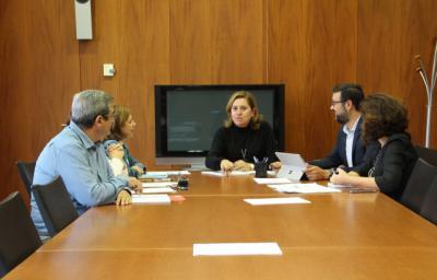 La Junta trabaja con CERMI en la adaptación del nuevo convenio de colaboración al nuevo Decreto de Inclusión Educativa