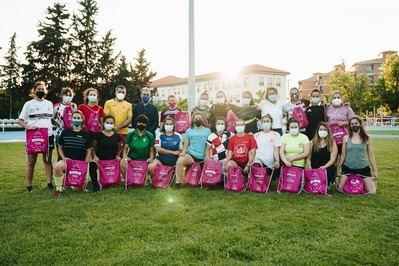 RUGBY | La Fundación Soliss muestra su apoyo a las chicas del Soliss Águilas de Toledo