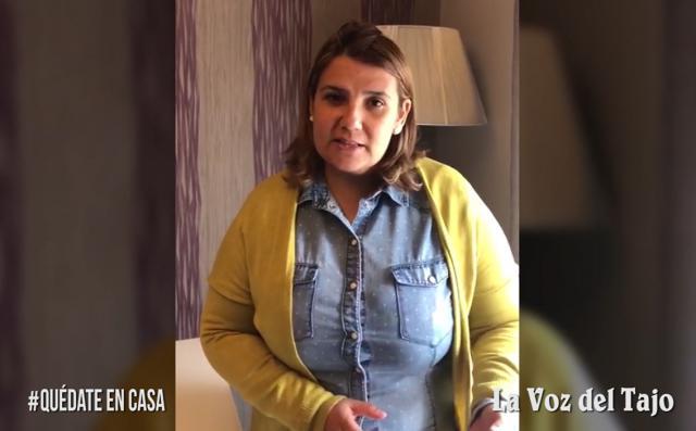 CORONAVIRUS | Tita García, alcaldesa de Talavera y presidenta de la FEMP CLM (VIDEO)