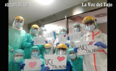 VIDEO   ¿Aún no has visto cómo es 'VIVIR' en la UCI de Talavera?